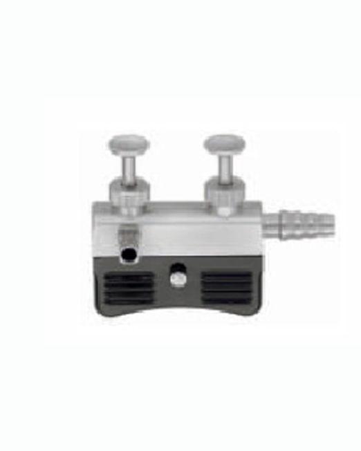 Double-Trumpet-valve-handle